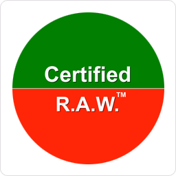 Certified R.A.W. Certification from International Center for Integrative Systems